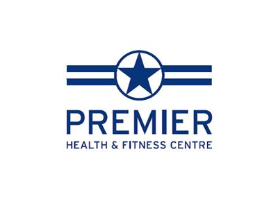 Premier Health and Fitness Business Website