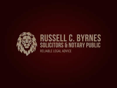 Russell C. Byrnes Solicitors & Notary Public Legal Website Design