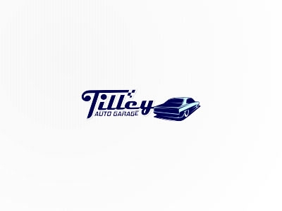 Tilley Auto Garage Digital Marketing Website